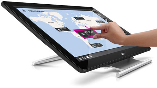 Touch Panel LCD